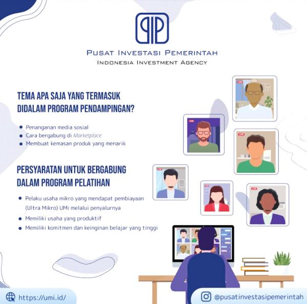 PIP UMi Siap Online