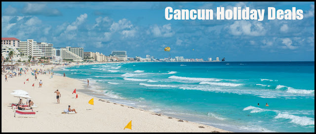 Travel Packages To Cancun