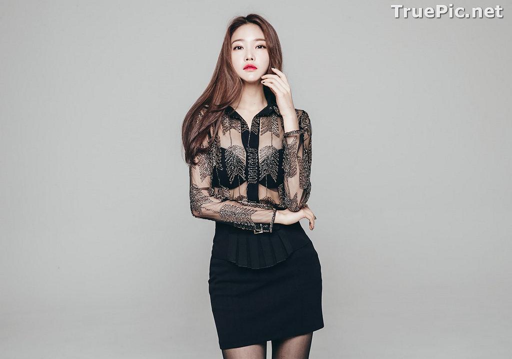 Image Korean Beautiful Model – Park Jung Yoon – Fashion Photography #11 - TruePic.net - Picture-46