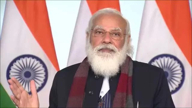 PM Narendra Modi to visit Assam and West Bengal on 23rd January 2021