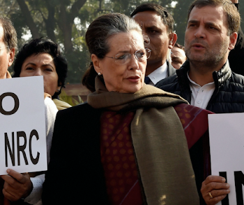 Sonia Gandhi admitted to hospital for checkup
