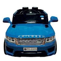 Mobil Mainan Aki Pliko PK8300N Range Rower Blue
