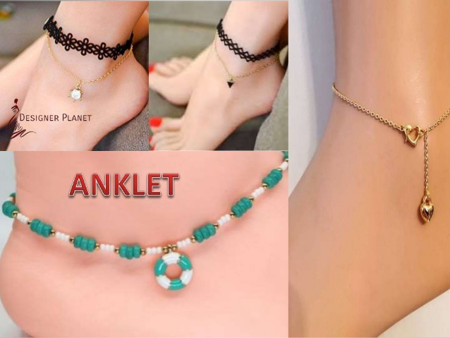 Designer Anklet for Girls