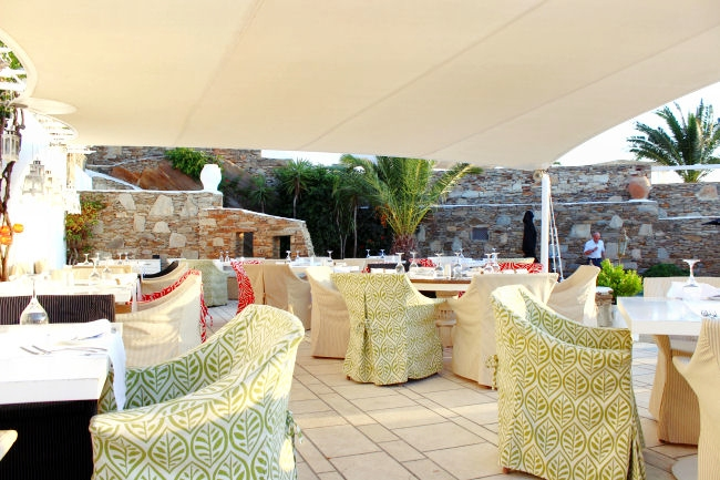 Best restaurants in Ios island