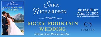Rocky Mountain Wedding Release Day Blitz!