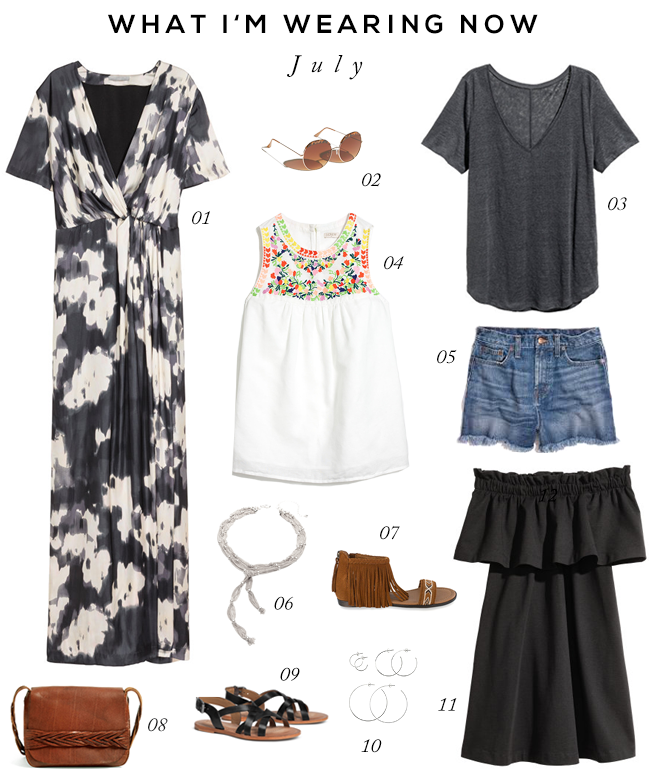Casual Summer Style Staples