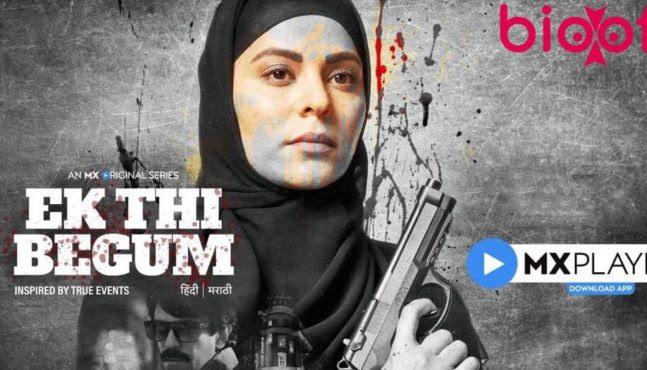 Ek Thi Begum (2020) - MX Player Webseries