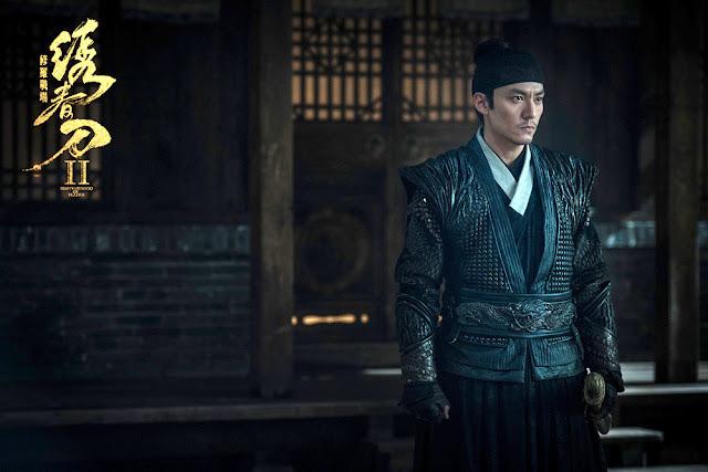 Brotherhood of Blades II Chang Chen