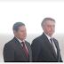 """""""Vice é sempre uma sombra"""", diz Bolsonaro"""