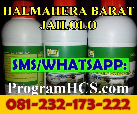 Jual SOC HCS Halmahera Barat Jailolo