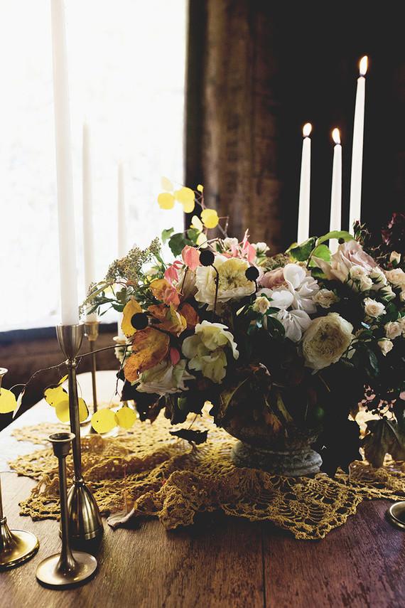 Elegant and Chic Rustic Wedding