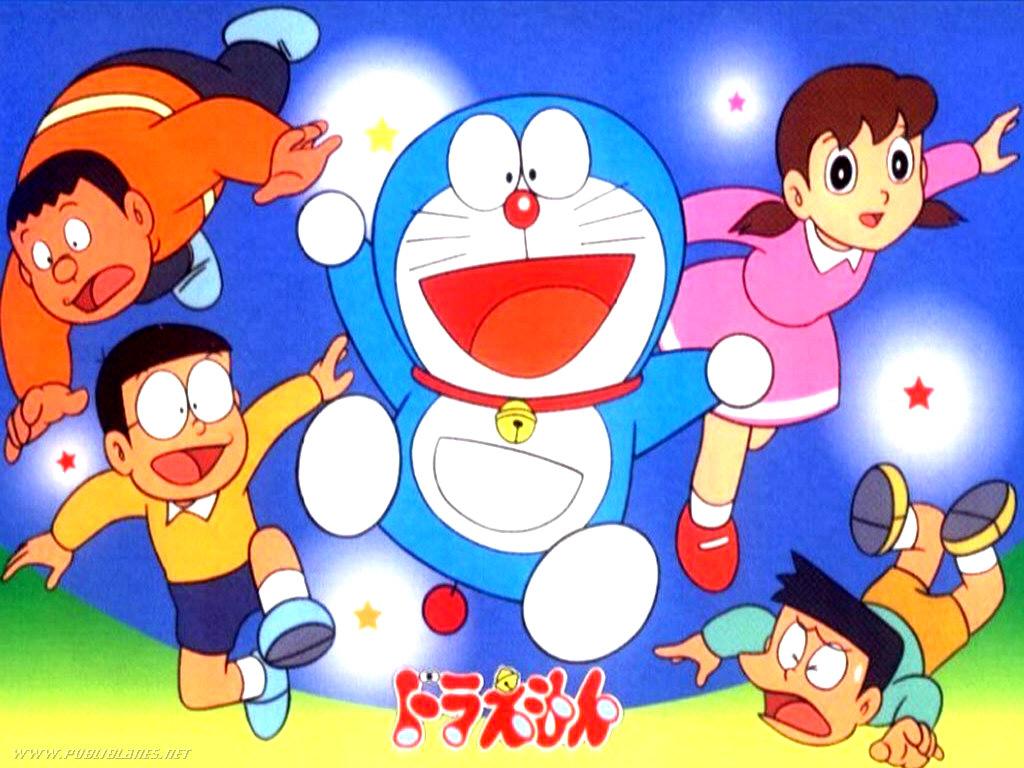 Doraemon Purivirahayu