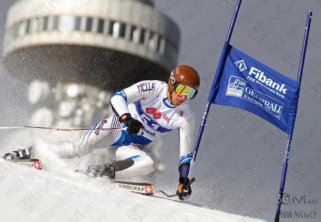 Χρυσό μετάλλιο για τον χιονοδρόμο Γιάννη Αντωνίου με μεγάλη επίδοση στο Μπόροβιτς