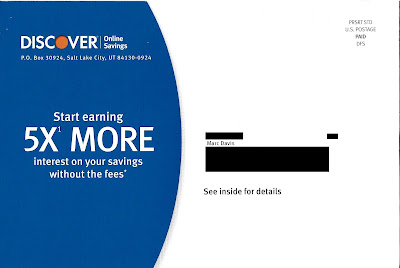 Discover Online Savings Bank