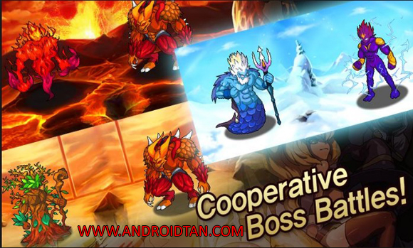 Monster Warlord Mod Apk Unlimited Golds and Jewels