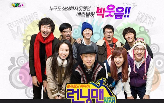 韓國Running Man經典綜藝節目