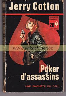 Jerry Cotton, poker d'assassins 28