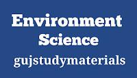 Environment Science PDF Download In Gujarati