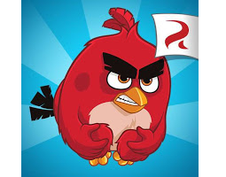 Angry Birds Mod Apk v7.9.2 for Android (PowerUps/All Unlocked/Ad-Free)