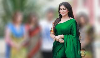 Azmeri Haque Badhon Bangladeshi Actress