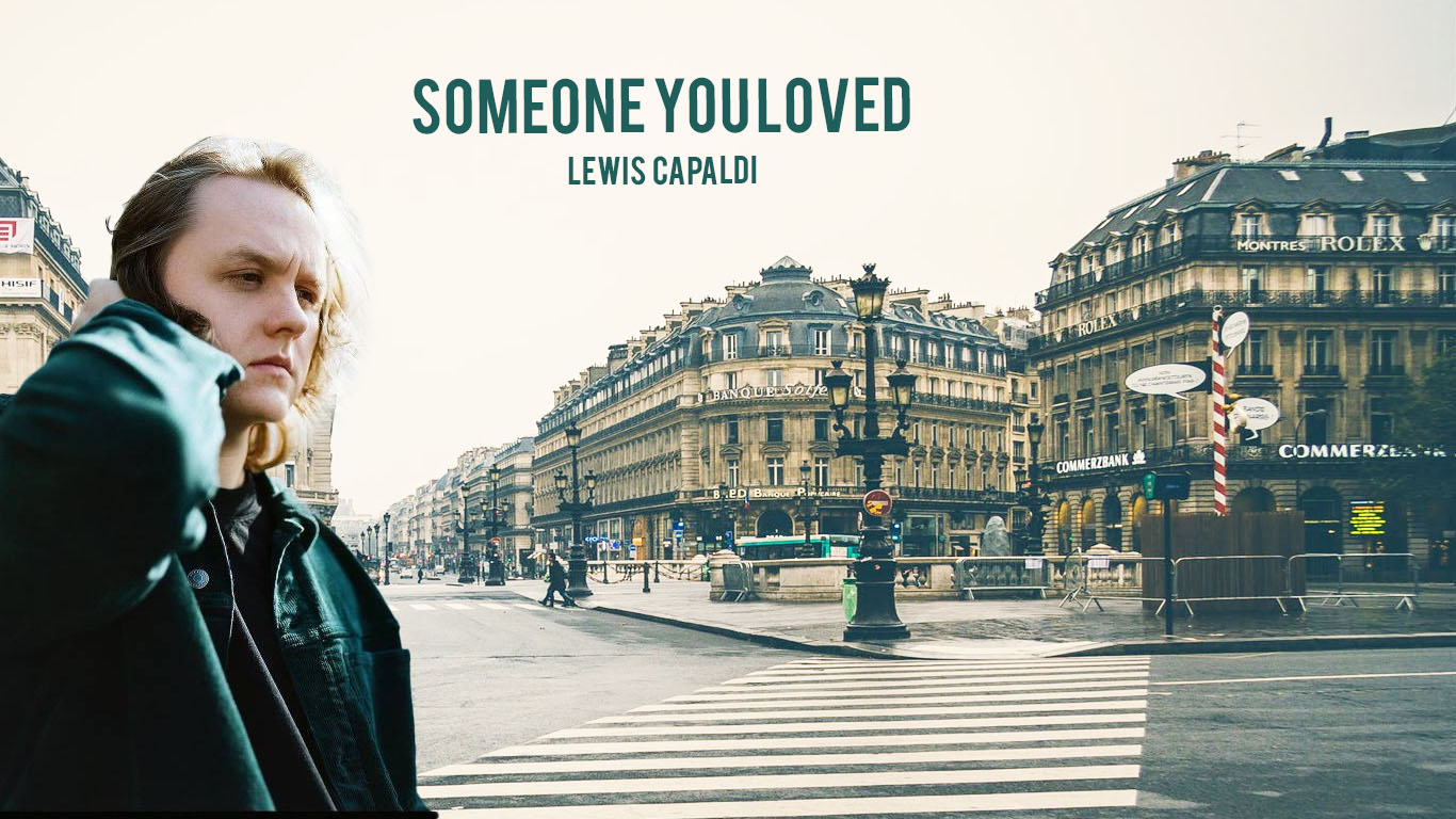 Someone You Loved Lewis Capaldi Lyrics And Notes For Lyre Violin Recorder Kalimba Flute Etc