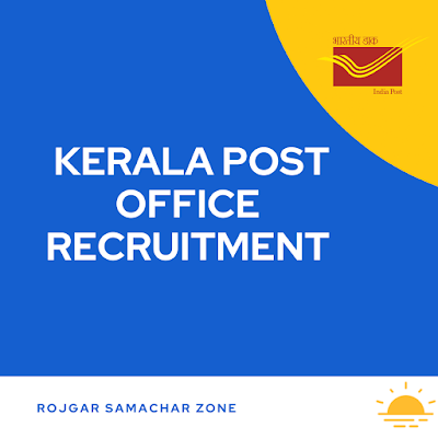 kerala postal circle recruitment