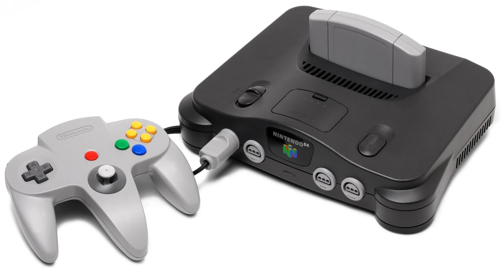 Analistas hablan de una supuesta Nintendo 64 mini