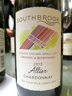 Southbrook Estate Grown Small Lot 'Allier' Chardonnay 2013 (91 pts)