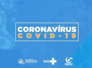 Boletim Coronavírus: 19 casos suspeitos e nenhum confirmado em Registro-SP
