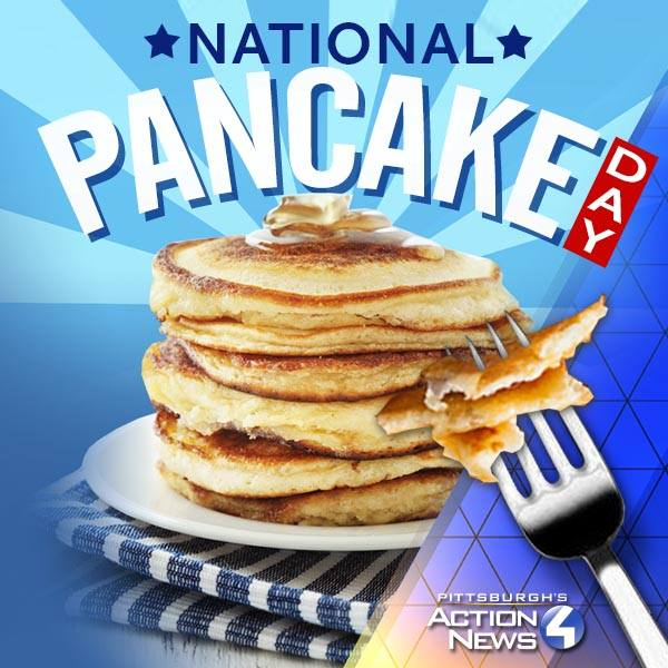 National Pancake Day Wishes Beautiful Image