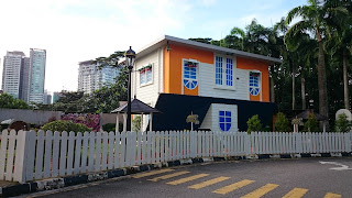 KL Upside Down House - 10 Things to Do in Kuala Lumpur