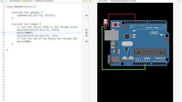 arduino virtual simulator