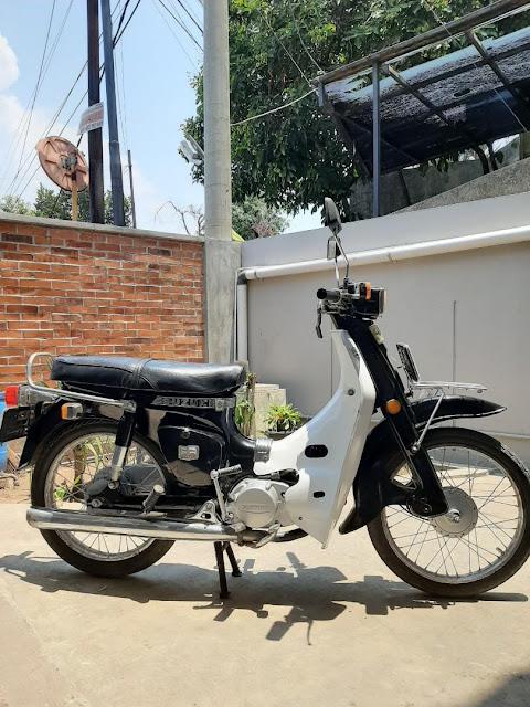 Suzuki Fr80 Legenda Bebek Buatan Suzuki