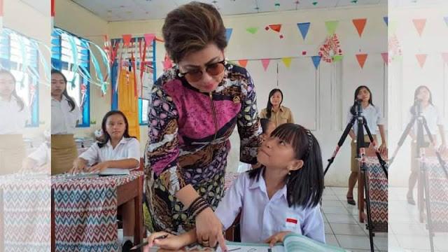 Senator Maya Rumantir: Pendidikan Adalah Martabat Bangsa
