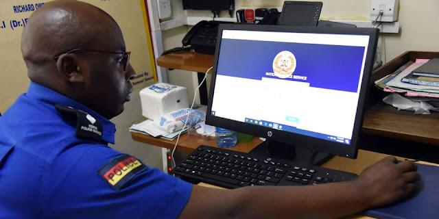 Mr Fidel Agai, the officer commanding Buruburu Police Station