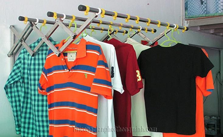 Phơi quần áo đúng cách để sử dụng đẹp bền hơn – TCG8991 – TCG8991