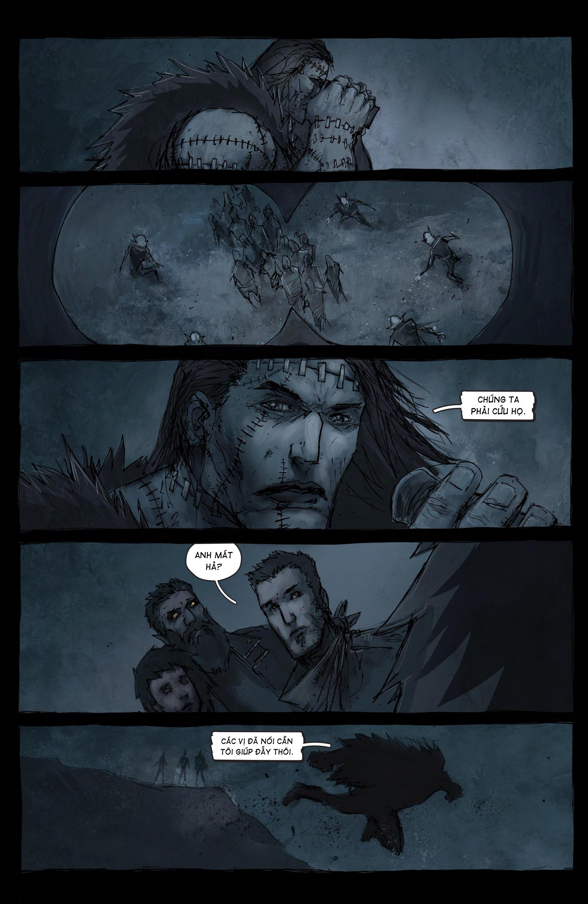 Broken Moon chương 3 trang 16