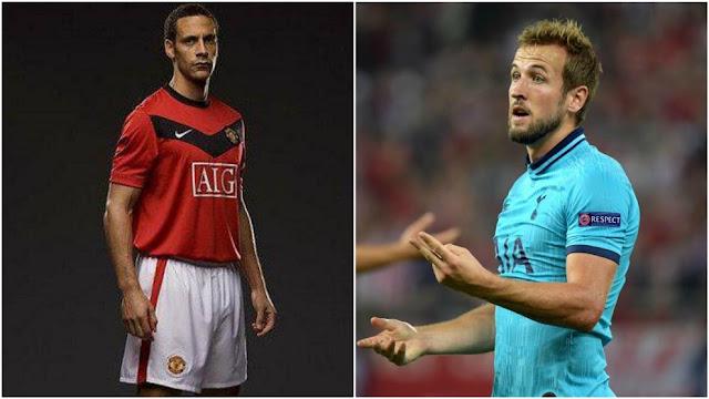 Ferdinand advise kane to leave Spurs
