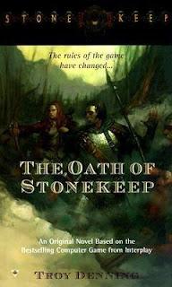 Libro Oath Of Stonekeep