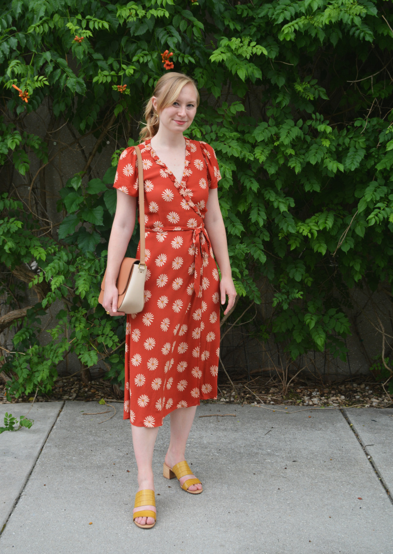 Wrap Dresses: The Perfect Date Night Dress | Organized Mess