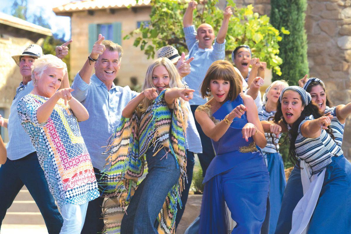 Mamma Mia! Lá Vamos Nós de Novo (Mamma Mia! Here We Go Again)