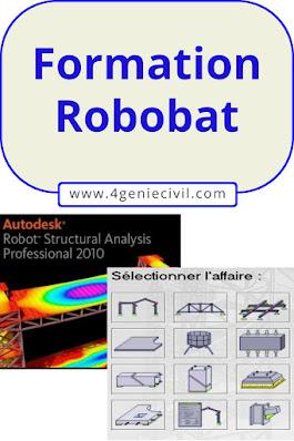 Formation Robobat V23 en format doc