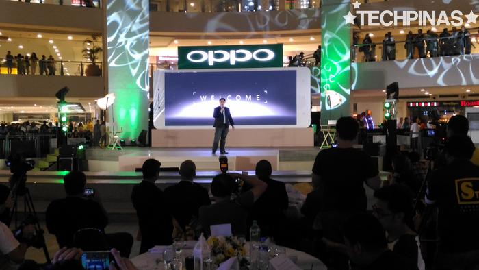 OPPO F1 Philippines