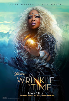 A Wrinkle In Time (2018) Movie Watch Online
