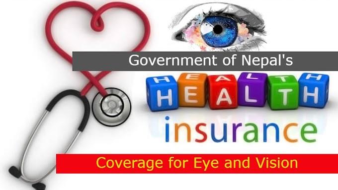 Eye Health Package in National Health Insurance Program - Nepal