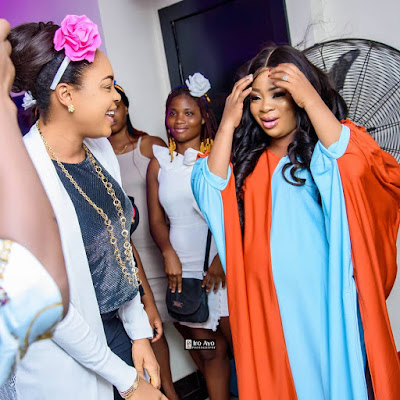 Bidemi Kosoko Baby Shower photos