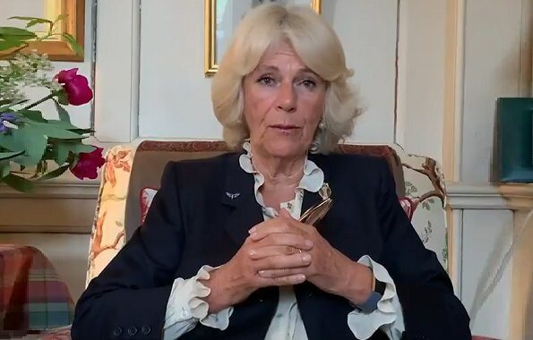 The Duchess of Cornwall, The Duchess of Cambridge, The Countess of Wessex and The Duchess of Gloucester