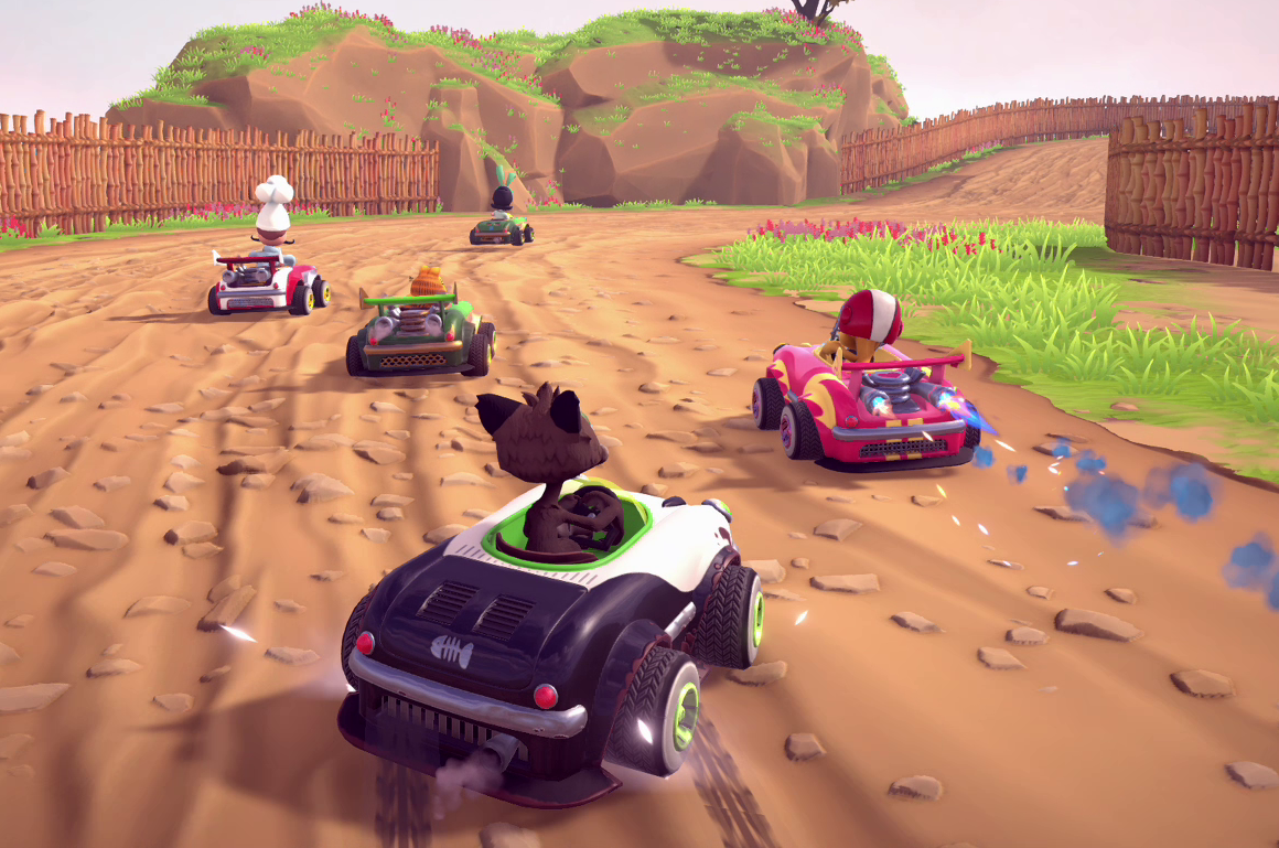There S A New Garfield Kart On The Way Digitally Downloaded