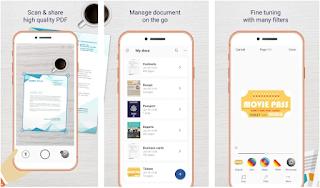 Aplikasi Android Yang Bisa Digunakan Sebagai Scanner