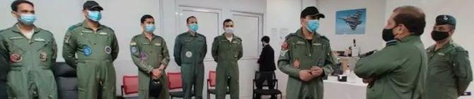 IAF Chief Bhadauria Visits Rafale Conversion Training Centre, Bordeaux- Merignac